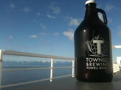 townsite powell river, bc  http://townsitebrewing.com/