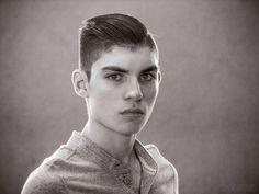 Oskar / BW Film Portraits