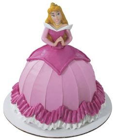 maybe with the aurora barbie shoved in the cake dress instead