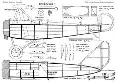 ~ Fokker DR I