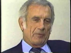 """Rare Footage of Astronaut Deke Slayton Talking About His UFO Sighting in 1951 