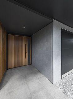 Exterior Wall Cladding, House Cladding, Facade House, Interior Cladding, House Outer Design, Modern House Design, Modern House Facades, Modern House Plans, Residential Building Design