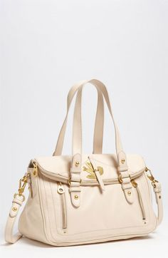 Crazy for this bag! MARC BY MARC JACOBS 'Petal to the Metal - Voyage' Satchel | Nordstrom