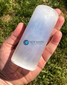 Selenite stick for massage round selenite Selenite crystal white selenite 3685 chakra stone