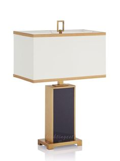 American contracted desk lamp【最灯饰】美式样板房台灯
