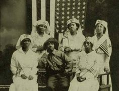 1908. The National Association of Colored Graduate Nurses (NACGN) was founded…