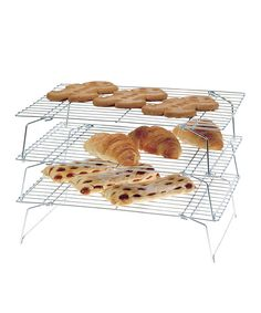 Take a look at this Three-Tier Cooling Rack on zulily today!