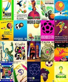 Carteles de los mundiales                                                                                                                                                                                 Más