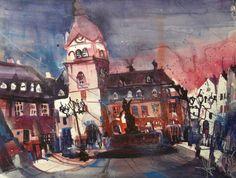 Weilburg, Marktplatz