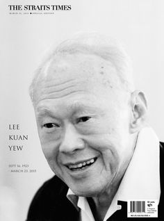 Download The Straits Times' 24-page special edition commemorating the life of Mr Lee Kuan Yew - Singapore More Singapore Stories News & Top Stories - The Straits Times