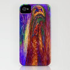 Ebb and Flow iPhone Case by Vargamari - $35.00 - digital