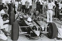 1964 Indianapolis 500_Smokey Yunick car