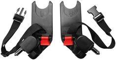 Baby Jogger Car Seat Adapter - Mounting Bracket - Maxi Cosi/Cybex/Nuna $29.95