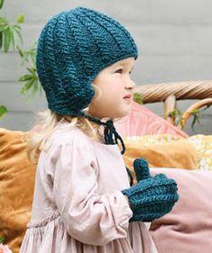 Lasten lapaset palmikkoneuleella Knitted Hats, Crochet Hats, Mittens, Beanie, Knitting, Fashion, Knit Hats, Knitting Hats, Moda