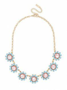 Mini Floral Collar