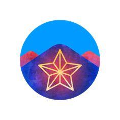 Usa Today, One Color, Signage, Badge, Branding, Brand Management, Billboard, Identity Branding, Badges
