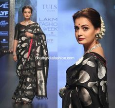 Dia Mirza in Tulsi Silks photo