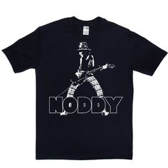 Amazon.com: Noddy Holder T-shirt (red/white xxlarge): Clothing