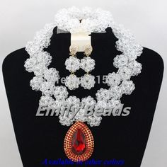 Find More Jewelry Sets Information about Charming Nigerian Wedding Beads African Crystal Beads Jewelry Set African Costume Jewelry Sets Wholesale Free Shipping AES656,High Quality jewelry nipple,China jewelry apple Suppliers, Cheap jewelry pendant from Emily's Jewelry DIY Store on Aliexpress.com