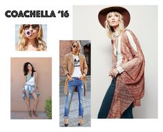"""COACHELLA STYLE"" by lovesparisstudio ❤ liked on Polyvore featuring H&M and bestofcoachella"