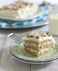 Pioneer Woman's Billies' Italian Cream Cake
