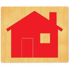 House #1- Large; IMC Die Cut #238; Xtra large; IMC Die Cut #037