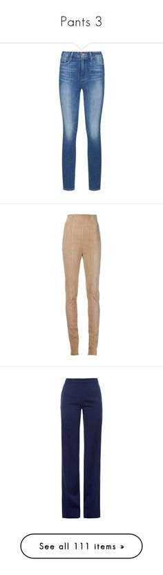 """""""Pants 3"""" by fashionmodelstyle ❤ liked on Polyvore featuring jeans, high waisted skinny jeans, ripped skinny jeans, frayed skinny jeans, high rise skinny jeans, super skinny jeans, pants, bottoms, balmain and calças"""