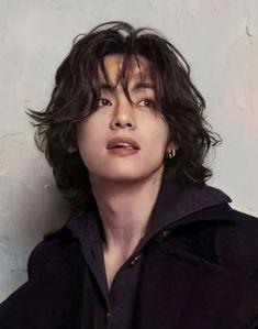 Foto Bts, Bts Photo, V Taehyung, Bts Jungkook, V Chibi, Yennefer Of Vengerberg, Aesthetic Hair, Bts Korea, Album Bts