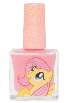 My Little Pony Fluttershy Nail Polish | Hot Topic