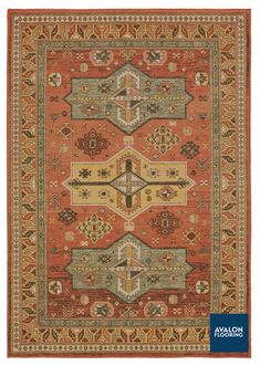 The Toscana (9571A) Area Rug is an authentic take on a bohemian trend that focuses on capturing the beauty and charm of vintage carpets through updated traditional styling. Available in Runner (2x8), 4x6, 8x10 & 9x12 (Approx sizes)