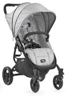 Valco Baby Snap 4 Single Stroller - Silver