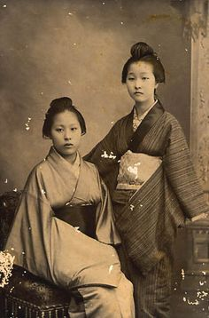 Geishas siglo XIX