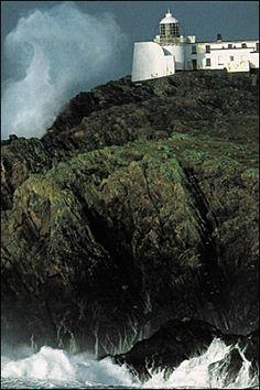Eagle Island Lighthouse~Eagle Island~County Mayo~Ireland