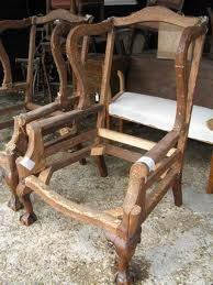 wingback chair frame - Google Search