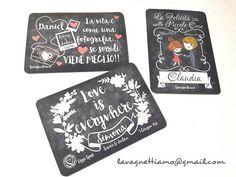 #lavagnettiamo #lavagnettiamo@gmail.com #chalkboardart #art #chalkboard #lavagna #lavagnettepersonalizzate #lavagnetta #chalk #chalklettering #handwriting #handlettering #handletter #magnet #magnets #calamite #magneti #segnaposto #wedd #wedds #wedding #matrimonio #instawed