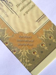 World pool... Join my team.   http://www.karatbars.com/landing/?s=giocattgold