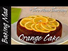 Eric Lanlard's Orange Cake Recipe Bread Recipes, Cake Recipes, Cooking Recipes, Party Recipes, Eric Lanlard, Party Desserts, Dessert Party, Cake Mixture, Cake Tins