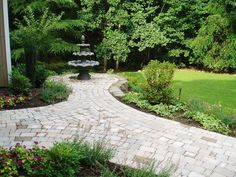 Landscape Pathways : Outdoor Projects : HGTV Remodels