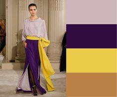 Colour Combinations Fashion, Color Combinations For Clothes, Fashion Colours, Colorful Fashion, Color Combos, Fashion Mode, Look Fashion, Fashion Outfits, Fashion Design