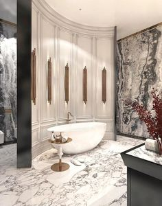 Bathroom interior design 49258189662393665 - 46 Bathroom Design Ideas with Modern Bathup Design # Source by Dream Bathrooms, Beautiful Bathrooms, Small Bathroom, Luxury Bathrooms, Bathroom Marble, Bathroom Mirrors, Remodel Bathroom, Bathroom Cabinets, Modern Bathrooms