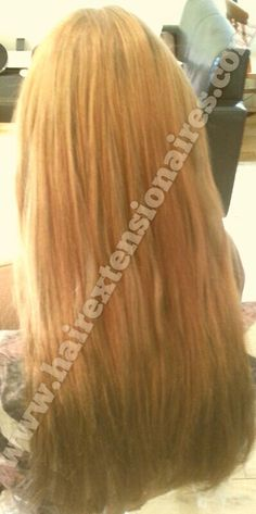I posted hundreds of these client pics on my website and fb gallery.. but this particular VERY LOYAL client has been doing her hair in this microring package only with me  constantly for the past 3 years and i have helped her to grow her hair Bigtime !!! As you can understand i can't show how it used to be due to client privacy but It makes me truly proud to see that  with a bit of patience plus tender loving care we can bring women pure happiness to ourselves by ourselves!!!:)…