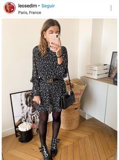 (notitle) Source by maiarempelkunde outfits casual chilly Fall Winter Outfits, Autumn Winter Fashion, Spring Outfits, Look Fashion, Fashion Outfits, Winter Mode, Professional Outfits, Mode Inspiration, Ideias Fashion