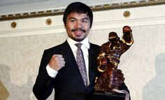 """Filipino Boxer Manny Pacquiao Named The Philippines """"Top Taxpayer"""""""