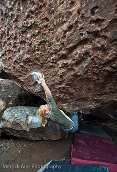 www.boulderingonline.pl Rock climbing and bouldering pictures and news Katja Vidmar on Choi