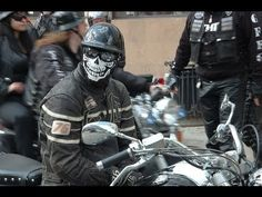 10 Notorious Biker Gangs They're the most notorious gangs on two wheels, here are 10 famous motorcycle clubs. Music = Firebrand by Terry Devine-King and Adam. Biker Clubs, Motorcycle Clubs, Laughlin River, Anime Vines, Rider, Skull Face, Documentaries, Harley Davidson, Superhero