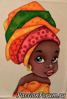Character Diamond Painting African Girl Full Drill Cross Stitch DIY Home Decoration Kit Black Girl Art, Black Women Art, Art Women, Art Girl, African Girl, African American Art, African Children, African Beauty, American Women