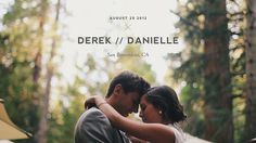 Derek + Danielle • San Bernardino Forest on Vimeo