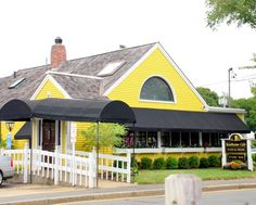 The Roadhouse Cafe - where to go for dinner in Hyannis.