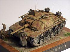 Sd.Kfz.142/1 Sturmgeschutz III Ausf.G (Germany)
