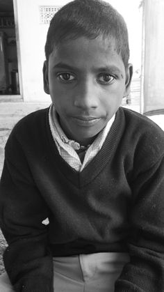 Portrait of Bharat